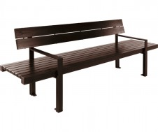 Seduta and Panca benches