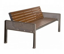 Porticus bench
