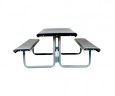 guyon mobilier urbain table pique-nique metal pluto