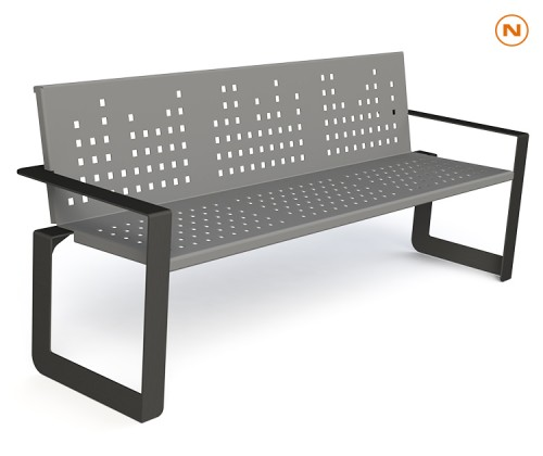 Bench with or without back