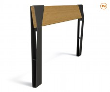 Sit stand seat