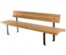 Seduta light bench