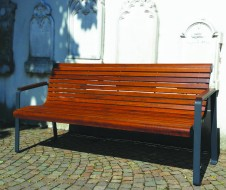 COMFORT 345 – 346 – 347 seat and benches