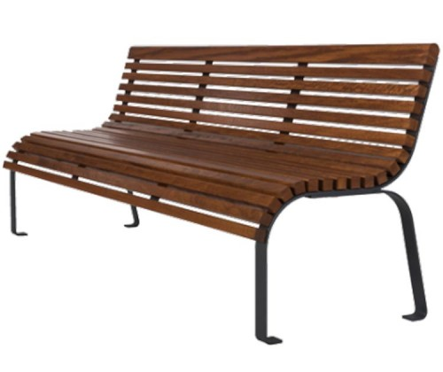 guyon LINUS timber bench 1