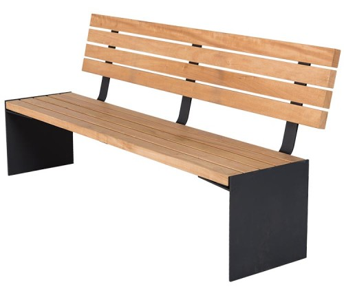 guyon urban furniture aron timber bench