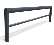 guyon urban furniture basik low rail